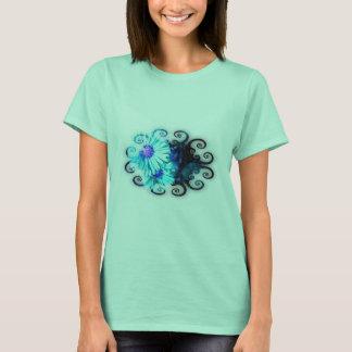 Asters Swirl T-Shirt