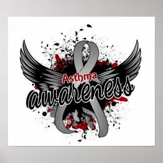 Asthma Awareness 16 Poster