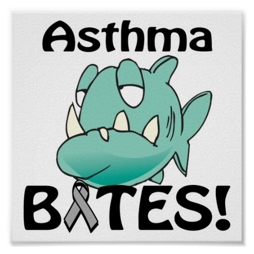 Asthma BITES Posters