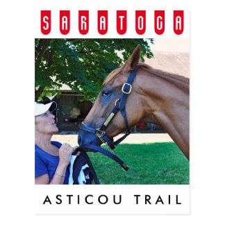 Asticou Trail 2yr-old Postcard