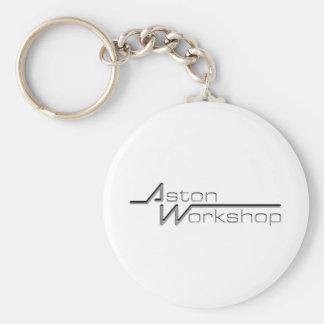 Aston Workshop Key Ring