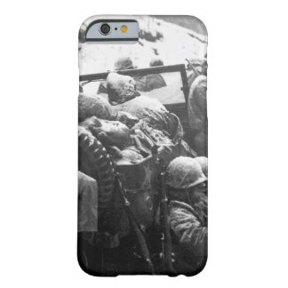 Astonished Marines_War Image Barely There iPhone 6 Case
