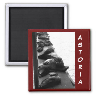 Astoria Dock Square Magnet