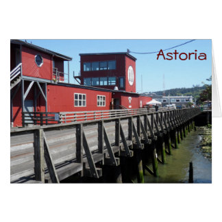 Astoria, Oregon Card