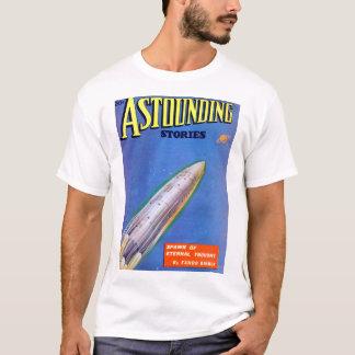 Astounding Stories - Apr 1936a_Pulp Art T-Shirt