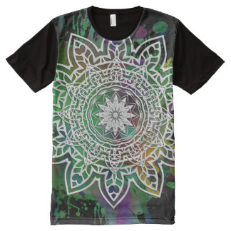 Astra Psychedelica All-Over Print T-Shirt