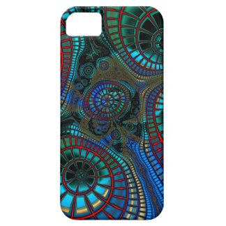 "Astract Fractal ""wave"" Barely There iPhone 5 Case"