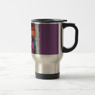 """Astract """"on the go"""" Coffee Mug"""