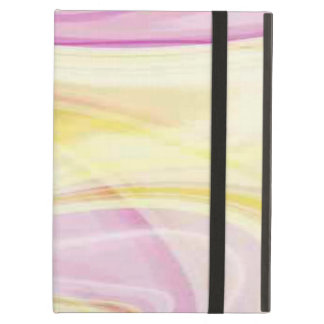 Astract pink marble Ipad case