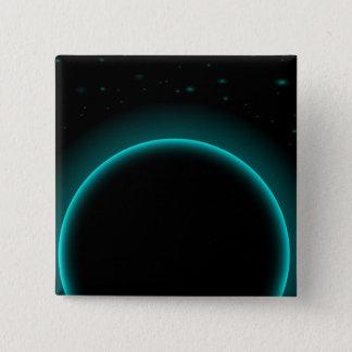 Astral Background 15 Cm Square Badge