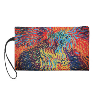 Astral Composition Wristlet