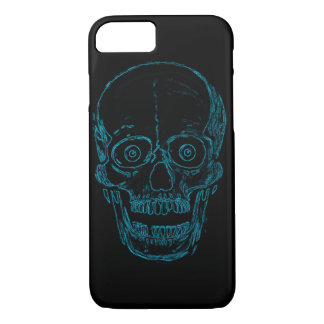 Astral Demon Skull iPhone 7 Case
