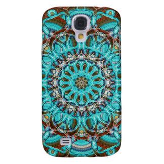 Astral Eye Mandala Galaxy S4 Cover