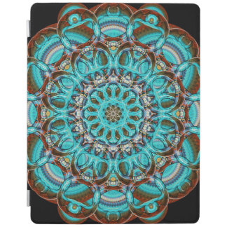 Astral Eye Mandala iPad Cover