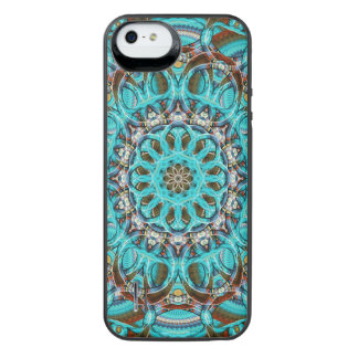 Astral Eye Mandala iPhone SE/5/5s Battery Case