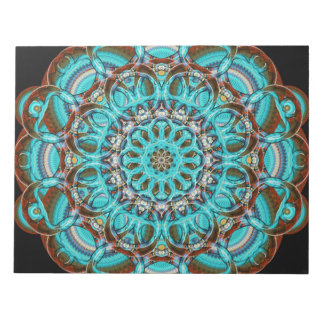 Astral Eye Mandala Notepad