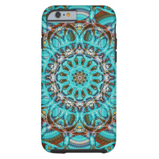 Astral Eye Mandala Tough iPhone 6 Case