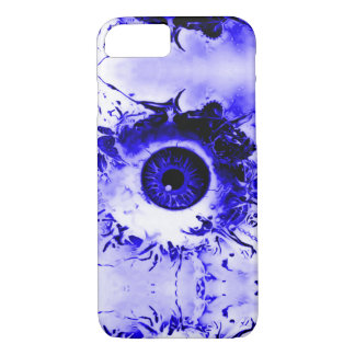 Astral Eye Watcher Horror Show iPhone 7 Case