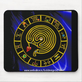 ASTRAL LABYRINTH, MOUSE PAD