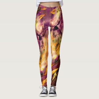 ASTRAL PROJECTION LEGGINGS