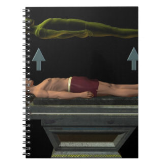 Astral Projection, Out-of-Body Experience Notebook