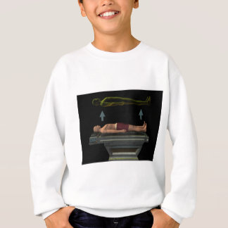 Astral Projection, Out-of-Body Experience Sweatshirt