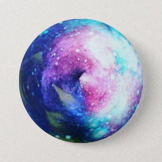 -Astral Seal-Nebula Eye 7.5 Cm Round Badge