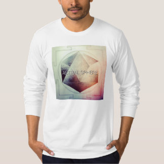 Astral Sphere Logo Long Sleeved Jersey T-Shirt
