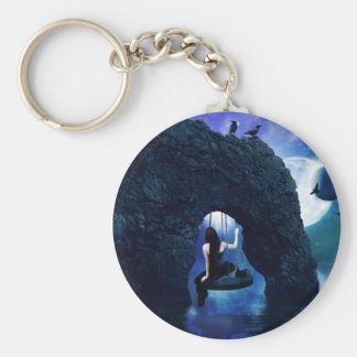 Astral View Keychain