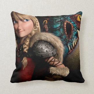 Astrid & Stormfly Cushions