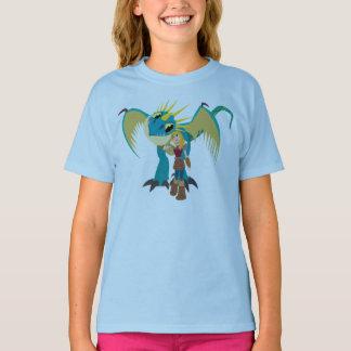 Astrid & Stormfly Graphic T-Shirt