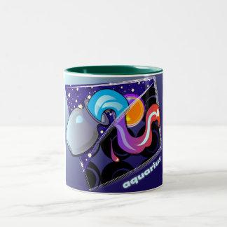 astro-aquarius coffee mugs