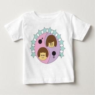 Astrobabies Gemini Twin T-Shirt