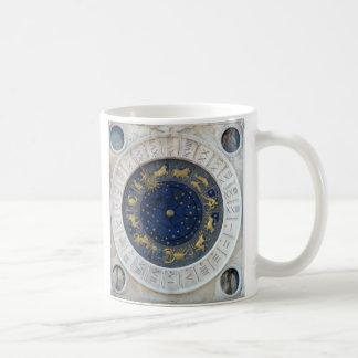 Astrological Clock,  Piazza San Marco, Venice Mugs