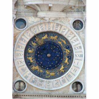Astrological Clock,  Piazza San Marco, Venice Photo Sculpture Decoration