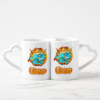 Astrological (do it yourself) lovers mug
