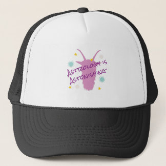 Astrology Astonishing Trucker Hat