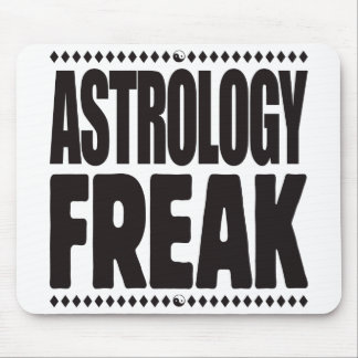 Astrology Freak Mousepad