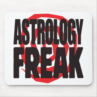 Astrology Freak Mousepads