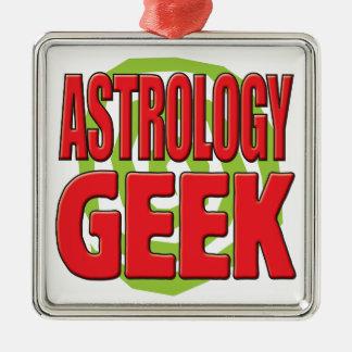 Astrology Geek Christmas Ornament