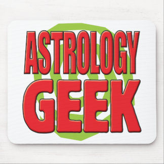 Astrology Geek Mouse Pads