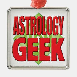Astrology Geek v2 Christmas Tree Ornament