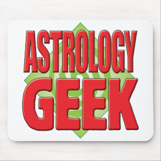 Astrology Geek v2 Mouse Pads