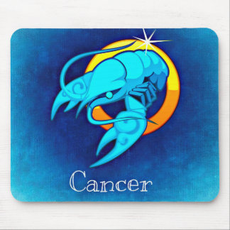 Astrology Horoscope Sign Cancer Mouse Pad
