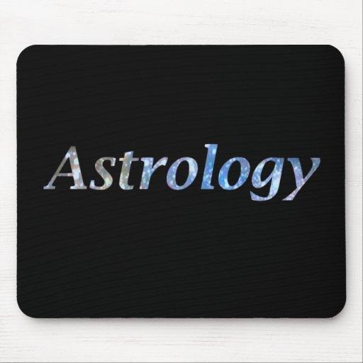 Astrology Mousepad