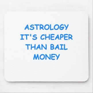 astrology mousepads