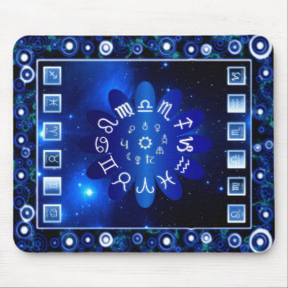 Astrology Mouse Pad