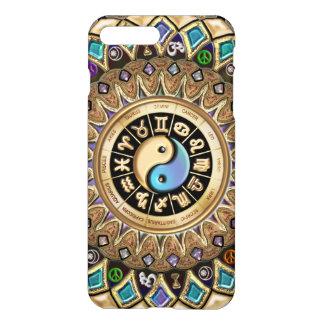 Astrology Yin Yang Mandala iPhone 7 Plus Case