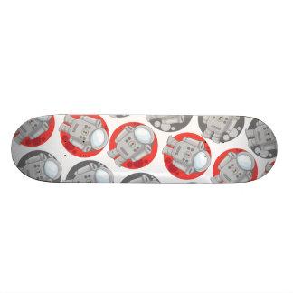 Astronaught's 21.6 Cm Skateboard Deck