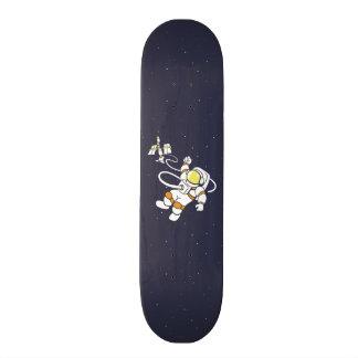 Astronaut 18.1 Cm Old School Skateboard Deck